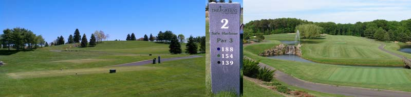 The Greens At Half Hollow Golf Course